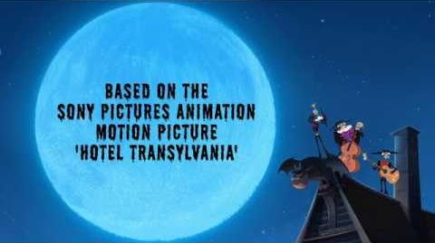 Hotel Transylvania The Series - Credits