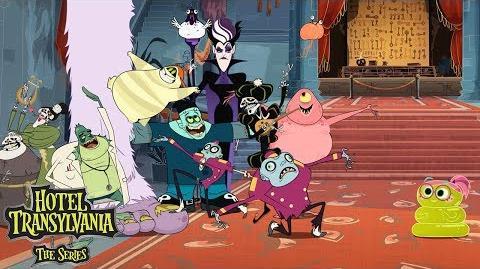 Ballad of Mavis Hotel Transylvania The Series Disney Channel