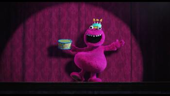 Kakie The Cake Monster Hotel Transylvania Wiki Fandom