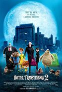 Hotel Transylvania 2 Theatrical Poster 02