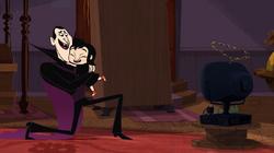 Mavis Hugs Drac