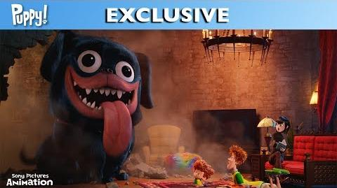 Puppy A Hotel Transylvania Short - Exclusive Clip