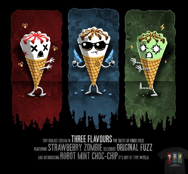 Cornetto Blood And Ice Cream Trilogy Wiki Fandom