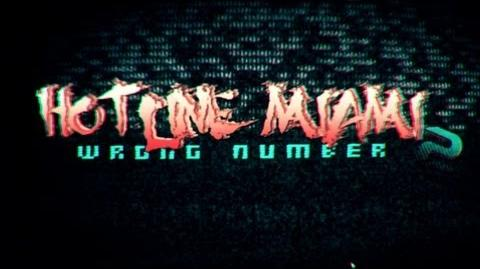 Hotline Miami 2 Wrong Number - Teaser Trailer