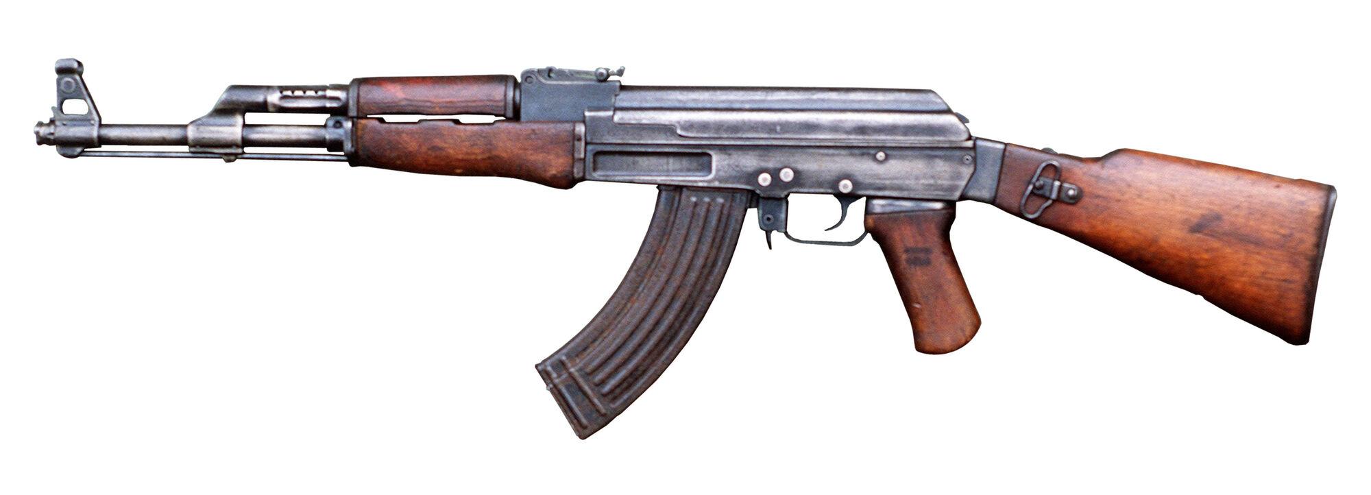 Kalashnikov Pneumatic Gun for Weapon Fans
