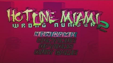 The Blood-Soaked Melancholy of Hotline Miami 2- Wrong Number