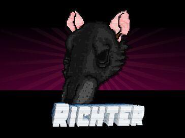 Richtermask