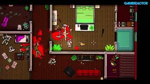 E3 13- Hotline Miami 2- Wrong Number - Interview