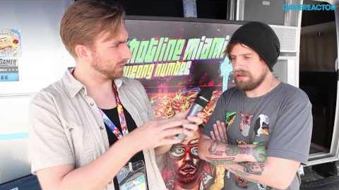 E3 2014- Hotline Miami 2- Wrong Number Interview