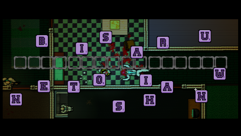 hotline miami how to get puzzle