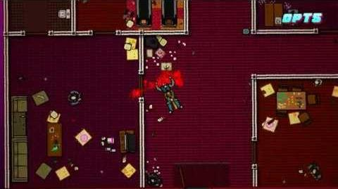 Hotline Miami 2 Bum with a Shotgun