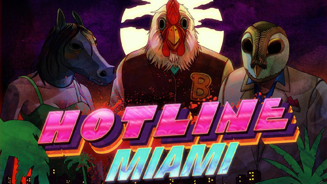 Hotline Miami Slider