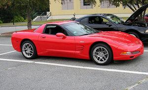 C5 Corvette Z06 Hardtop
