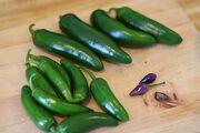 Jalapeños for Pickling
