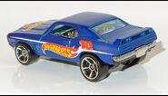 69' Pontiac Firebird T:A (3795) HW L1160857