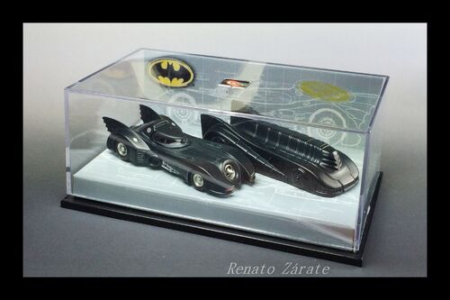 Batmobile 2004 and Shields Up