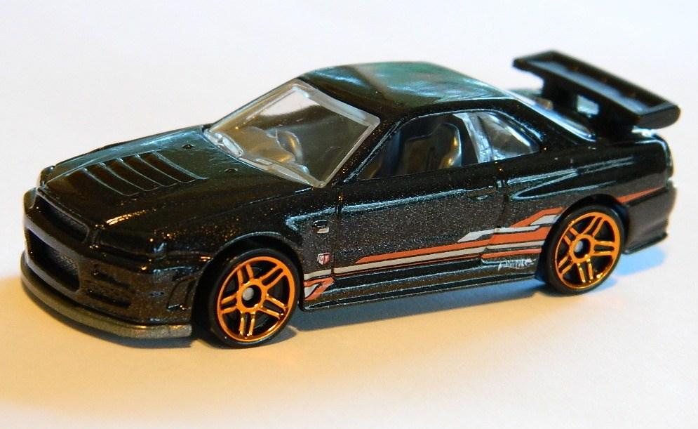 Nissan Skyline Gt R R34 Hot Wheels Wiki Fandom Powered By Wikia