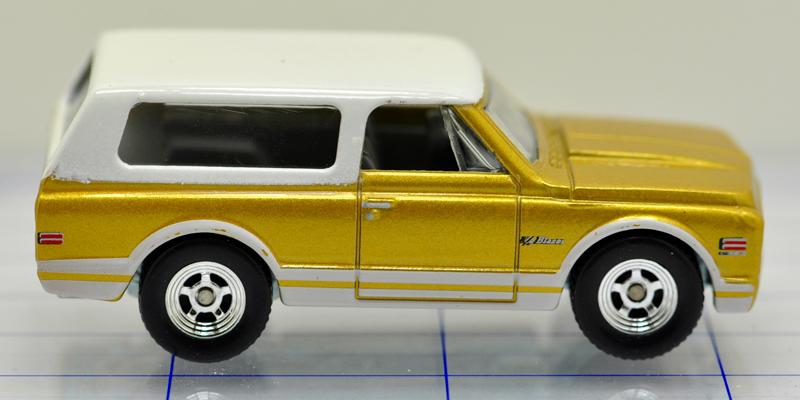 Image 70 chevrolet blazer gold hw 2g hot wheels wiki 70 chevrolet blazer gold hw 2g sciox Gallery