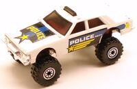 Bodyswappers police 4x4