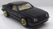 Hot wheels ford mustang cobra black corgi