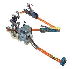 Robot track set