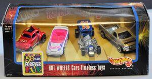 Timeless toys set