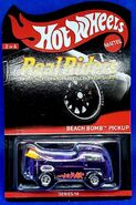 2011 Hot Wheels HWC Beach Bomb Pick Up
