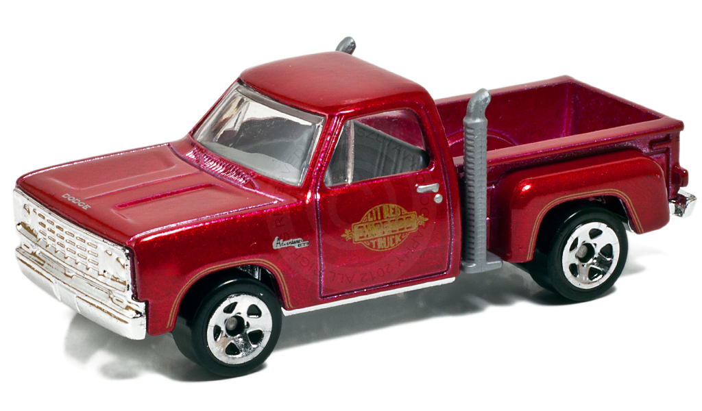 HW Hot Trucks 10//10 1978 DODGE LI/'L RED EXPRESS TRUCK ★ Hot Wheels 55//250 ★