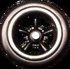 Chrome & Black RR5SP