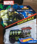 Gladiator Hulk carded