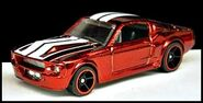 '67 Shelby GT500 (2008)