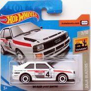 '84 Audi Sport Quatro - FWG04 Card