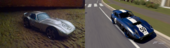25. 1965 Shelby Cobra Daytona Coupe (before-after)