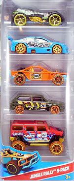 Jungle Rally X9861