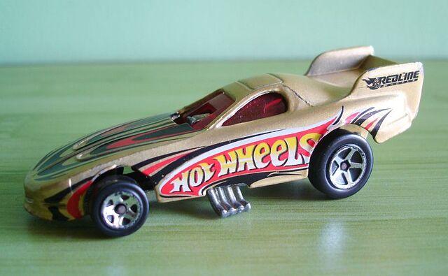 File:2004 Mustang Funny Car -2008 Racing Rig Edition- (Golden).jpg