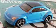 HW 2012 VW NEW BEETLE Multipack exclusive BLUE