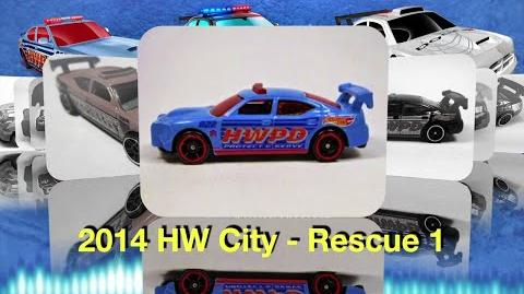 Hot Wheels - Dodge Charger Drift Car - Yonk Collection Video Montage