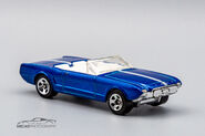 T9969 - 63 Ford Mustang II Concept-2