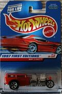 Hot Wheels Way 2 Fast 1997 First Editions