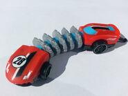 Top Speed GT detail