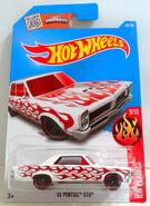65 Pontiac GTO - Flames 9 - X Cx