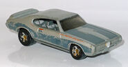 69' Pontiac GTO (4073) HW L1170761