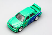 FYT08 Team Transport Falken Mercedes 190E-1