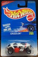 Hot Wheels 1996 Grizzlor carded