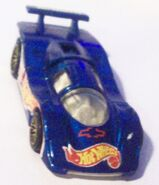 Sol-Aire CX-4 Hot Wheels Racing Gallery
