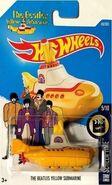The Beatles Yellow Submarine - DTX33 Card