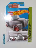 '52 CHEVY TRUCK (ZAMAC VERSION,2015)