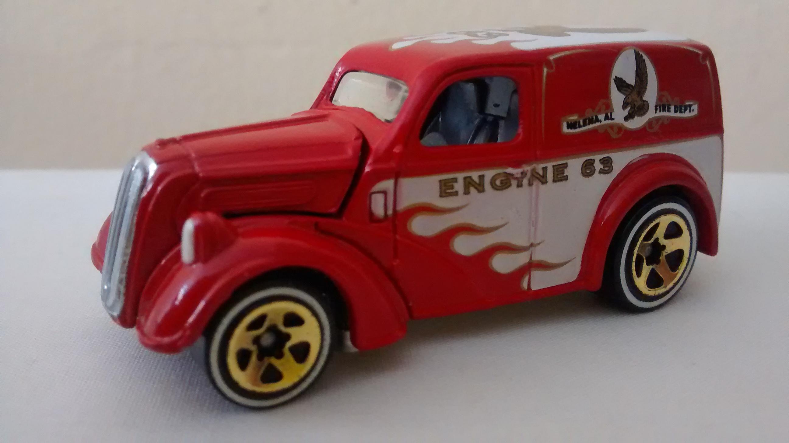Anglia Panel Truck Hot Wheels Wiki Fandom Powered By Wikia 1949 Dodge Van
