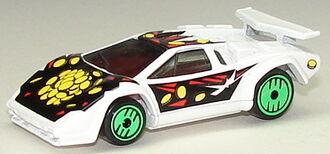 Lamborghini Countach RevWht