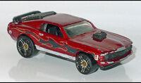 Mustang Mach 1 (3950) HW L1170501